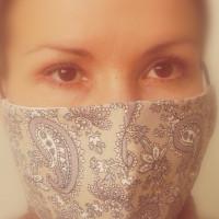 маска защитная многоразовая