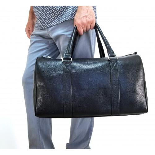 Дорожная сумка из натуральной кожи арт. 423