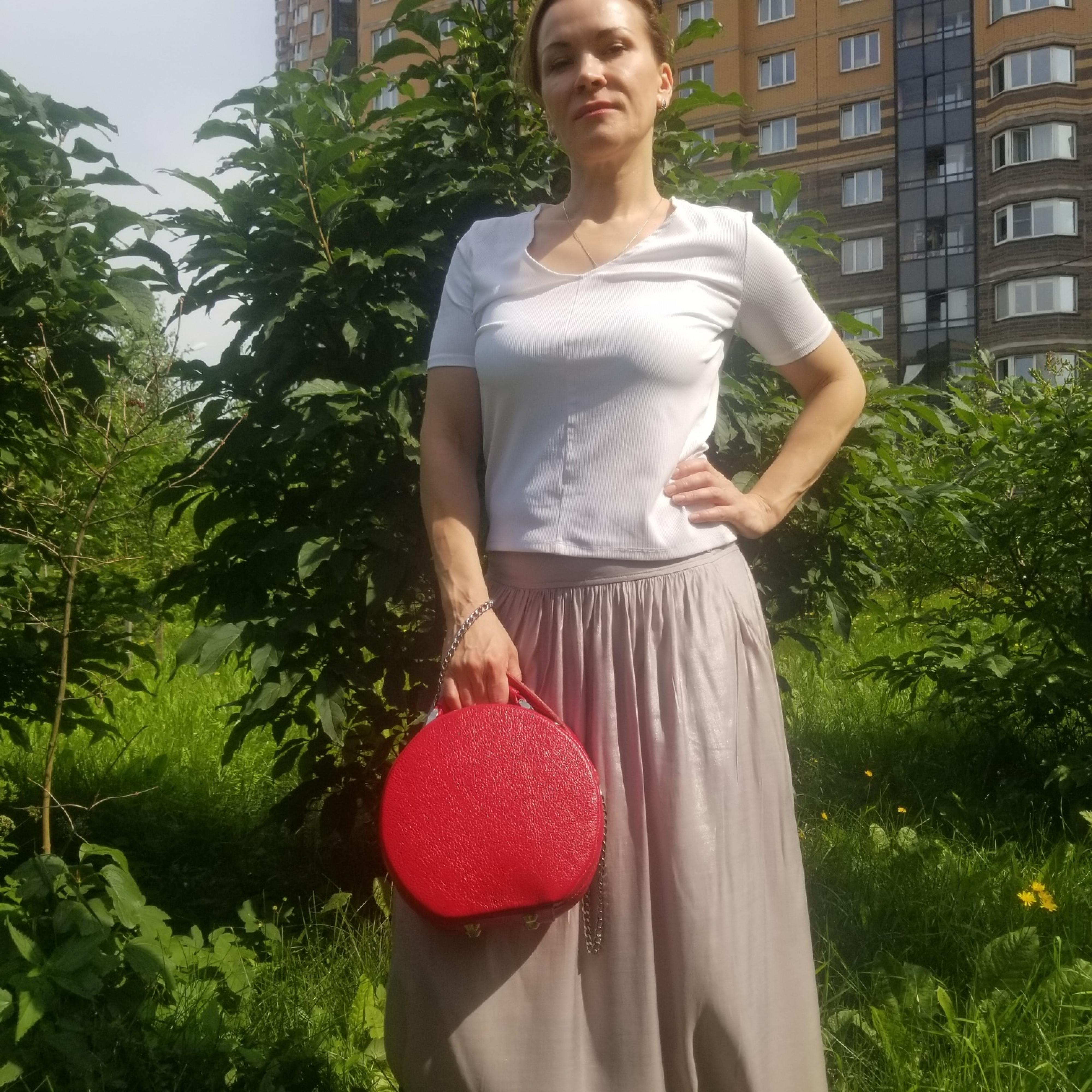 Сумка женская Boganni-Red art/156